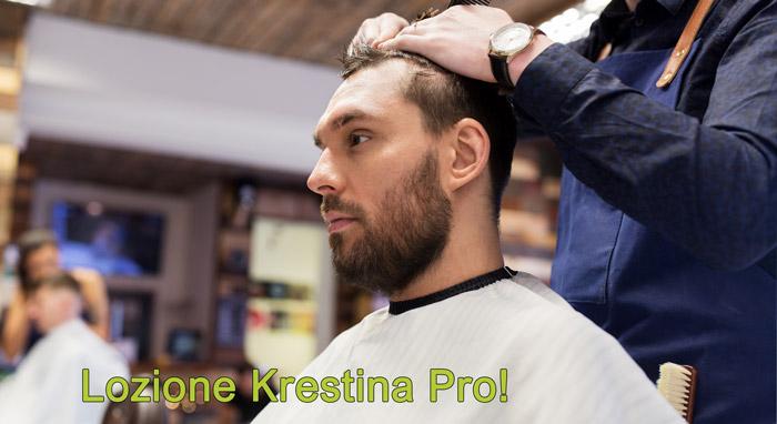 Lozione per capelli diradati Krestina Pro