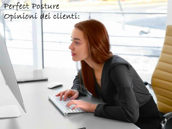 Opinioni di Perfect Posture