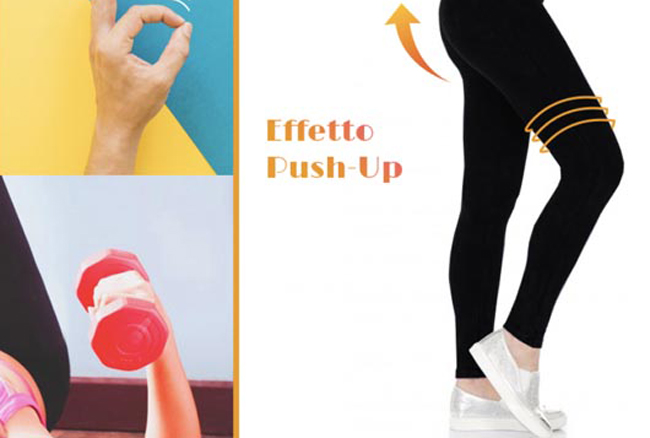 Leggins anticellulite X Leggins Push Up
