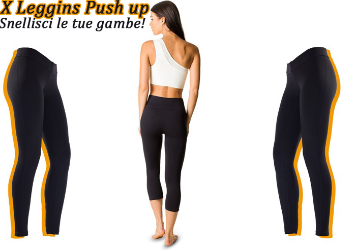 Leggins X Leggins Push Up