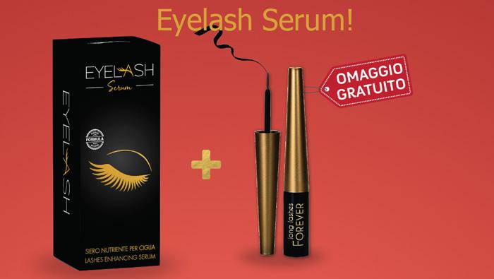 Lozione per ciglia Eyelash Serum