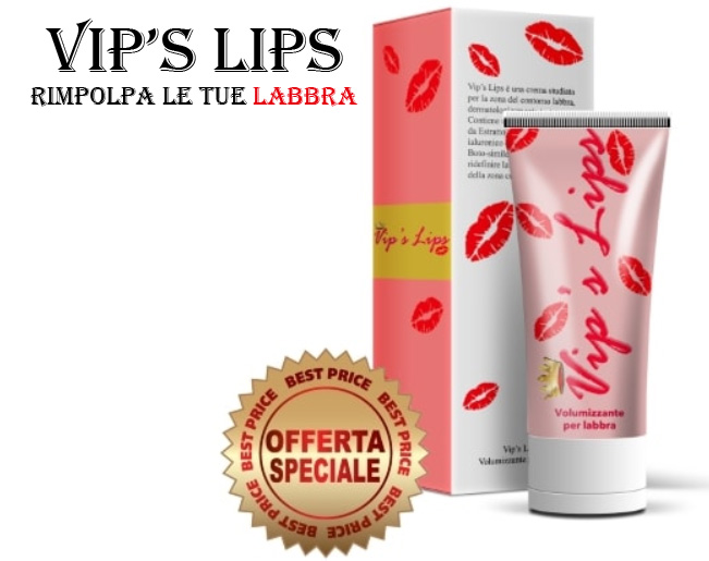 Volumizzante labbra Vip's Lips