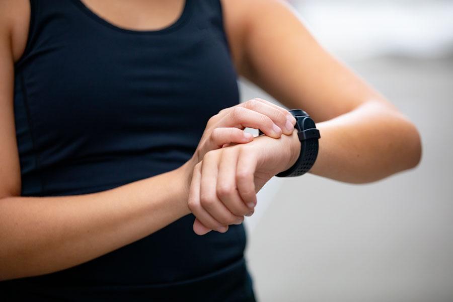 orologio fitness