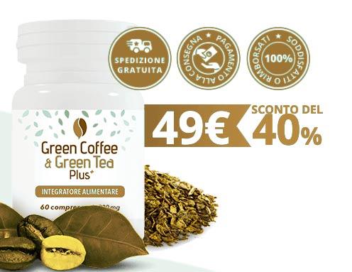Prezzo di Green Coffee e Green Tea Plus