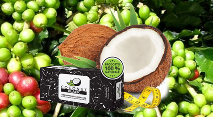 Ingredienti di Coconut Black