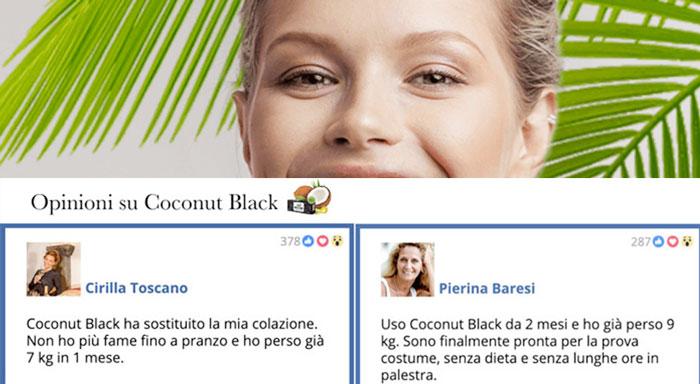 Opinioni dei clienti su Coconut Black
