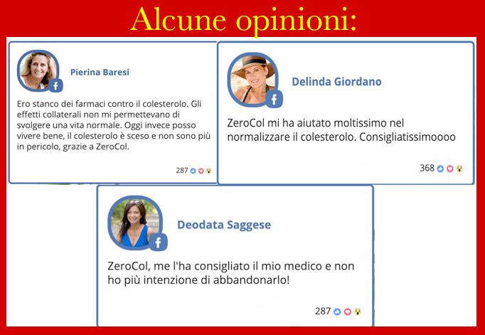 Opinioni su Zerocol