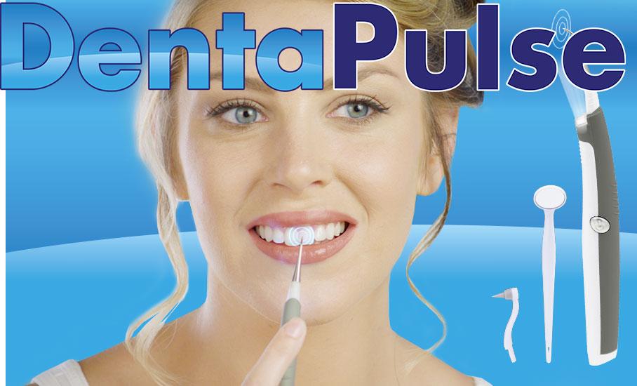 DentaPulse pulitore a ultrasuoni per tartaro e placca
