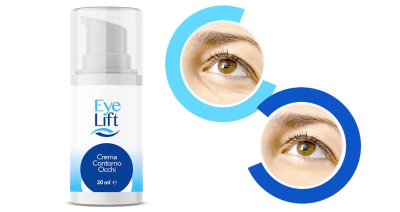 Crema per contorno occhi Eyelift