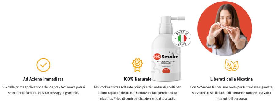 Come funziona No Smoke
